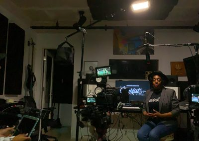 Greenpoint, ADR, Interview, Voiceover, Loop Group, Studio
