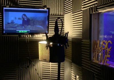 ADR, Voiceover, Loop Group Studio