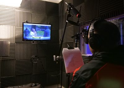 Brooklyn, ADR, Voiceover, Loop Group Studio, Greenpoint
