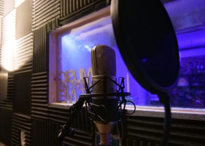 Greenpoint, ADR, Voiceover, Loop Group, Studio
